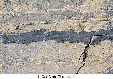 Abstract Wall Decay