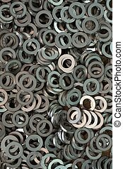 abstract washer spare part