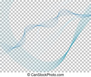 Abstract Water Design