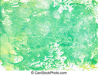 Abstract Watercolor Colorful Texture Art Background.