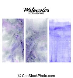 Abstract watercolor texture