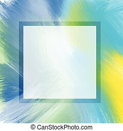 Abstract watercolour background - Detailed watercolour paint...