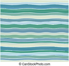 Abstract wave pattern
