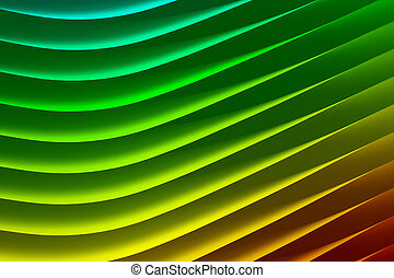 Abstract wavy background.