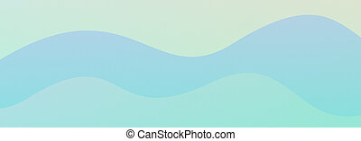 Abstract wavy minimalistic background