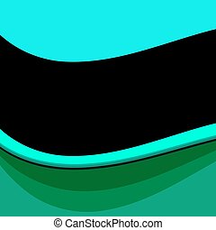 turquoise blue green background