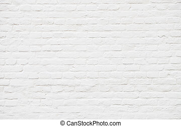 white brick wall background - Abstract weathered textured ...