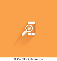 Abstract web icon
