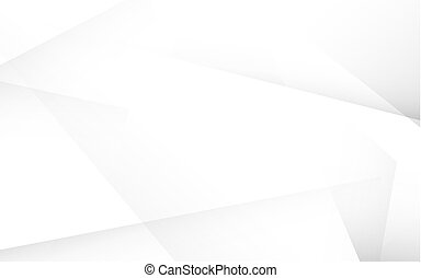Abstract white and grey trendy banner background