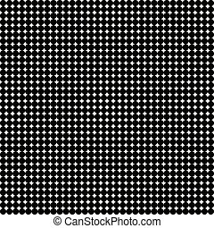 abstract white background with black polka dots
