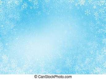 abstract, winter, achtergrond, textuur