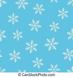 abstract winter seamless background