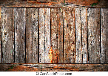 Abstract Wood high contrast background texture