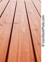Abstract wood planks pattern