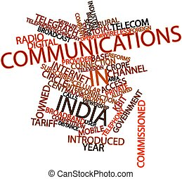 Communications in India