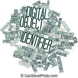 Digital object identifier