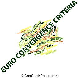 Euro convergence criteria