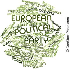 European political party