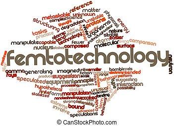 Femtotechnology