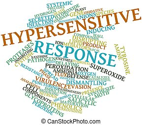 Hypersensitive response