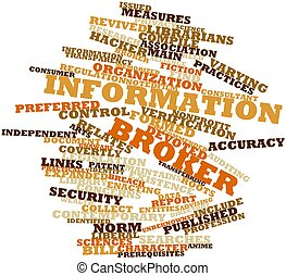 Information broker