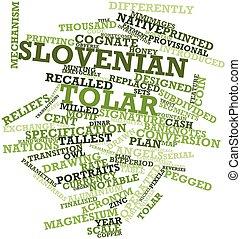 Slovenian tolar