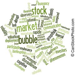 Stock market bubble
