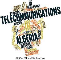 Telecommunications in Algeria