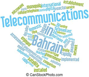 Telecommunications in Bahrain