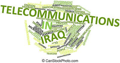 Telecommunications in Iraq