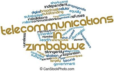 Telecommunications in Zimbabwe
