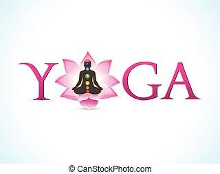 abstract yoga background.eps