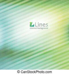 abstractie, lijnen