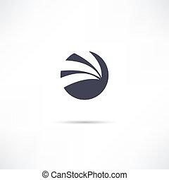 abstractie, pictogram