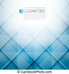 abstraction - vector geometric abstract background with...