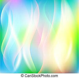 abstrakcyjny, barwny, tło