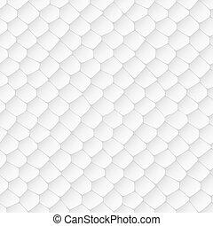 abstrakcyjny, biały, seamless, struktura