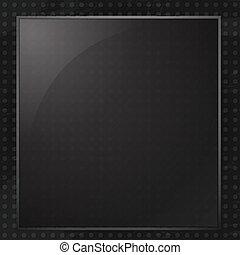 abstrakcyjny, czarne tło