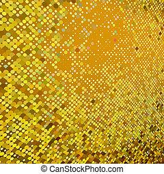 abstrakcyjny, mozaika, tło., eps, 8