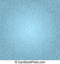 abstrakcyjny, pattern., seamless, woda, bryzg, fale