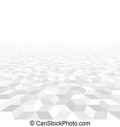 abstrakcyjny, perspektywa, tło