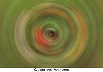 abstrakcyjny, promieniowy, tło, plama