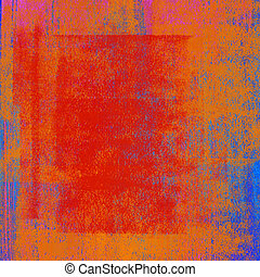 abstrakcyjny, ręka, tło, barwiony