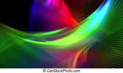 abstrakcyjny, tło, barwny, 4k
