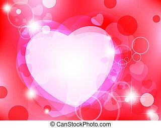 abstrakcyjny, valentine`s dzień, tło