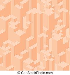 abstrakcyjny, wektor, geometryczny, tło