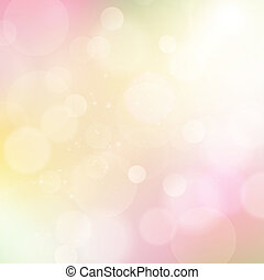 abstrakcyjny, wektor, miękki, barwne tło