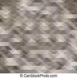 abstrakcyjny, wielobarwny, polygonal, mozaika, tło., nowoczesny, geometryczny, trójkątny, pattern., handlowy, projektować, template.