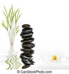 abstrakcyjny, zen