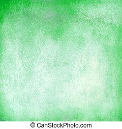 abstrakcyjny, zielone tło